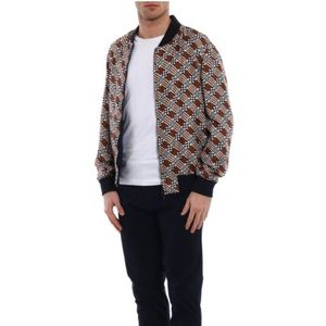 Fendi reversible silk jacket